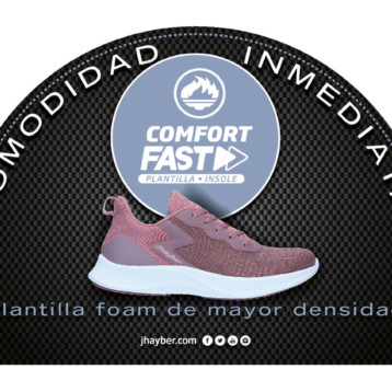 Comfort Fast: la comodidad inmediata de J'hayber