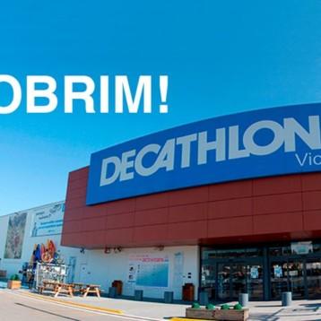La policía insta a Decathlon a cerrar una de sus tiendas