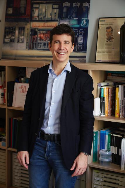 Jordi Mas es experto en retail, fundador de Crearmas y coordinador de RetailCat