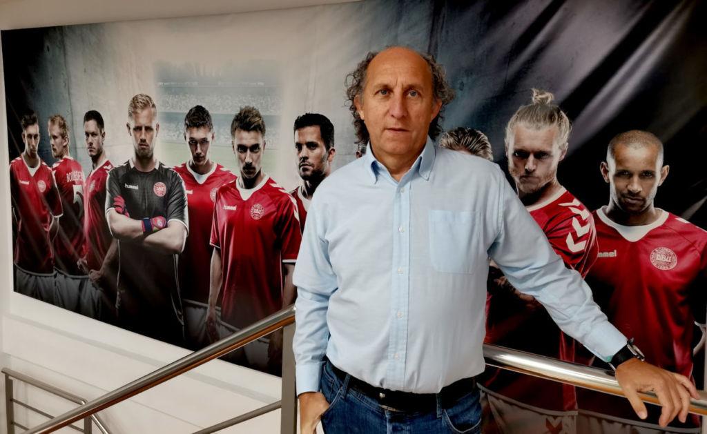 José Luis Caña, director de Ventas de Team Sport en Hummel Ibérica