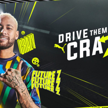 Puma se apoya en Neymar para promover las revolucionarias botas Future Z