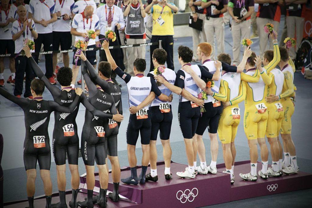 olimpismo y profesionalismo