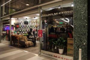 tienda Padel Nuestro en Suecia