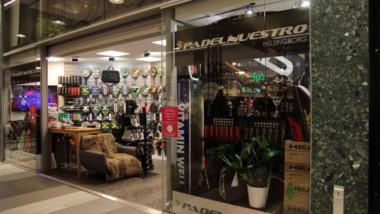 Padel Nuestro abre tiendas en Suecia e Italia