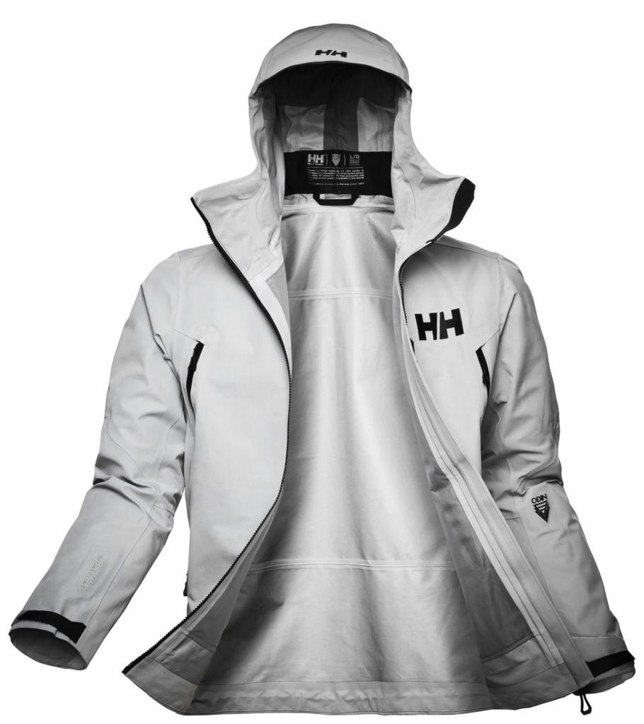 chaqueta Helly Hansen Odin, premiada en Ispo Munich y Outdoor Retailer