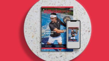 J'hayber protagoniza la portada de Diffusion Sport nº 523