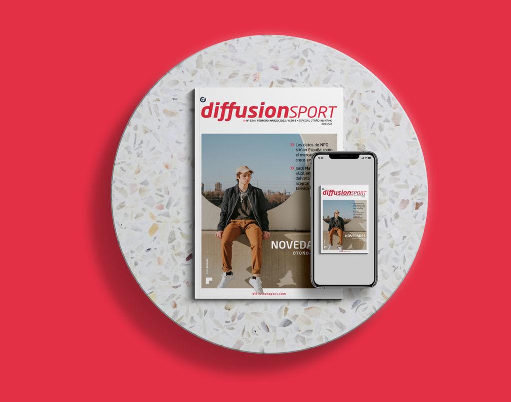 Nueva revista Diffusion Sport 524