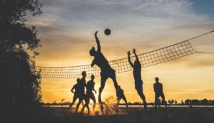 volley playa, deporte olímpico