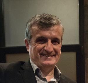 Jordi Vilagut es delegado de Peldaño en Cataluña y director de Diffusion Sport