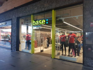 tienda Base