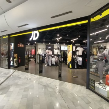 JD Sports prosigue su expansión en Madrid