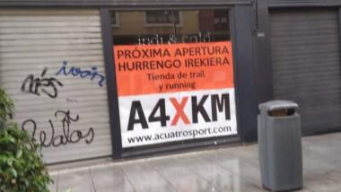 Nueva tienda especializada en running en Pamplona