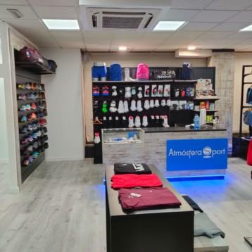 Las tiendas de Atmósfera Sport se ponen las pilas