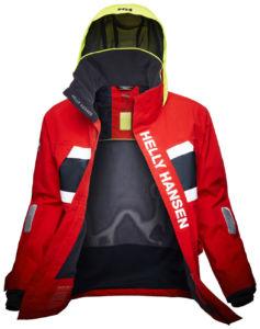 nueva chaqueta conmemorativa de Helly Hansen
