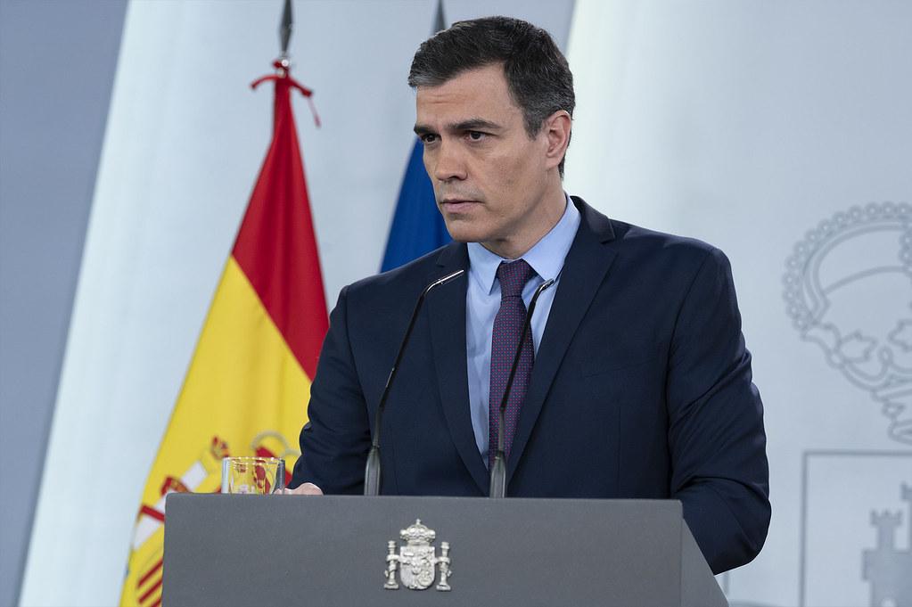 Pedro Sánchez es presidente del Gobierno de España