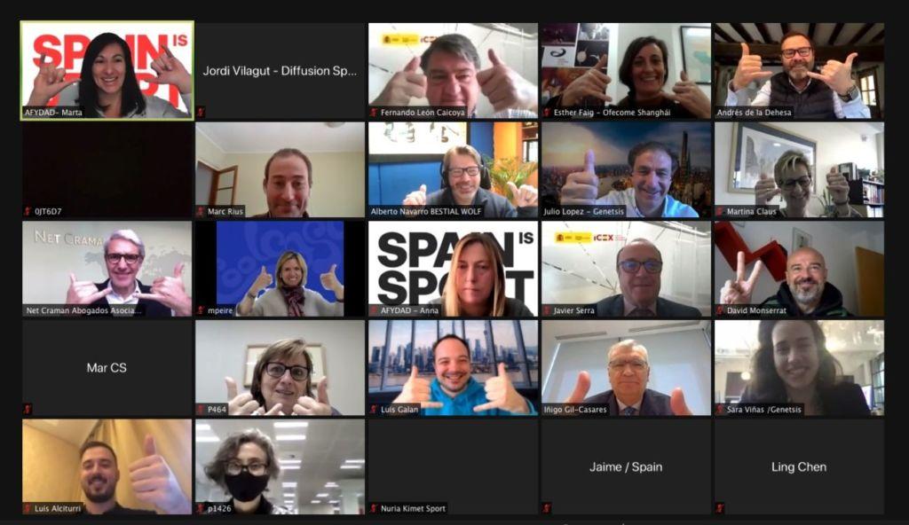 Spain Is Sport organiza un webinar sobre ecommerce en China