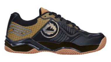 J'hayber aporta máxima potencia a sus zapatillas de pádel Dominator Special Edition