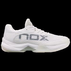 nuevas zapatillas para pádel desarrolladas por Nox