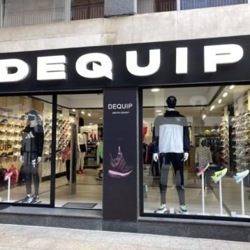 Dequip se implanta en Palencia