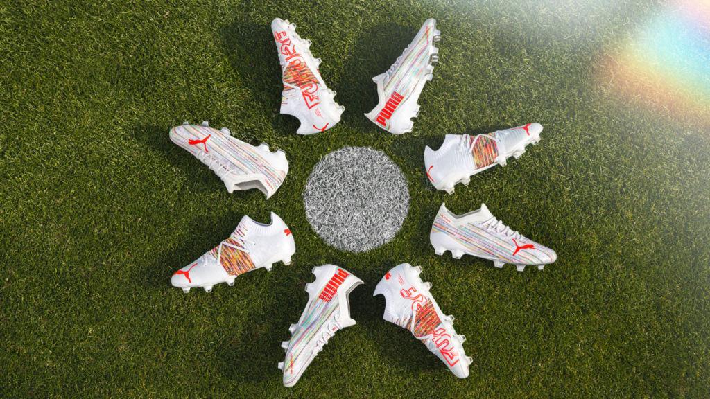 nuevas botas de fútbol Spectra de Puma