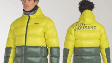 +8000 brinda aislamiento contra los elementos con su chaqueta Terex