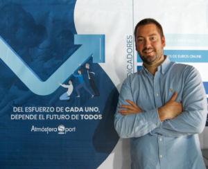 Álvaro Llorens es director de ecommerce y Marketing de Atmósfera Sport