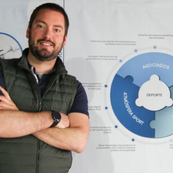 «El proyecto digital de Atmósfera Sport es ganador porque se trabaja con las tiendas»