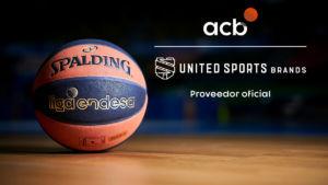 balón Spalding oficial de la ACB