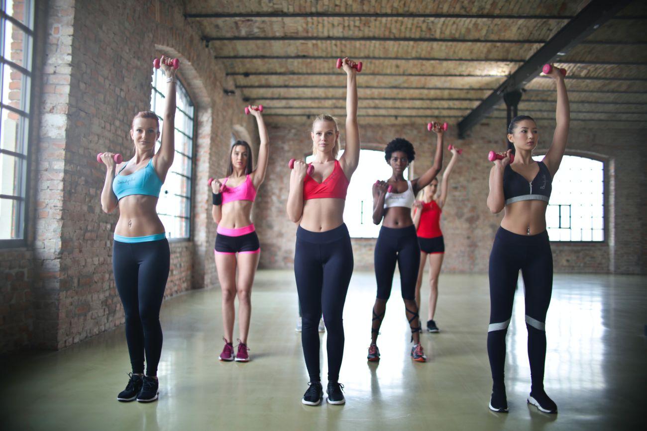 análisis del mercado del fitness
