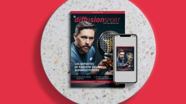 Starvie protagoniza la nueva edición de Diffusion Sport