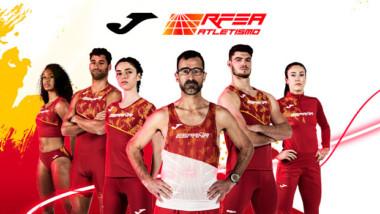 Joma viste al atletismo español en los Juegos de Tokio