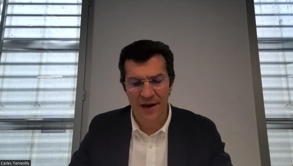 Carles Torrecilla presenta sus conclusiones tras los datos de Tc Group Solutions