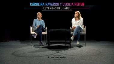 Starvie estrena el documental de las leyendas del pádel Carolina Navarro y Cecilia Reiter
