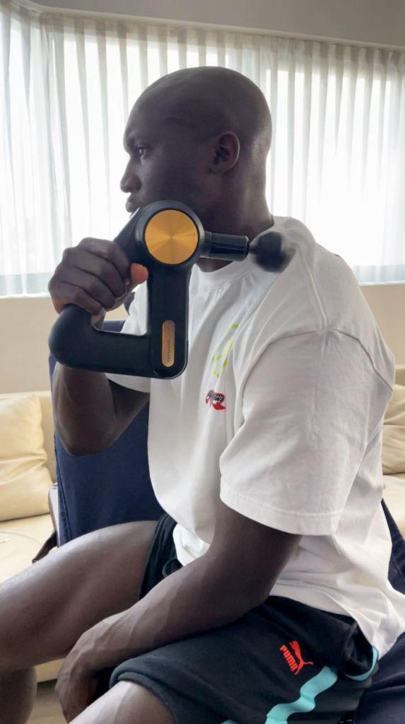 Romelu Lukaku se suma a Therabody como inversor y como atleta comprometido con la firma