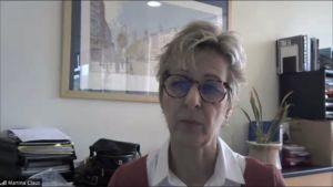Martina Claus es directora de Firamunich