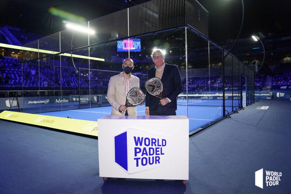 Nox y World Padel Tour prolongan su acuerdo de patrocinio