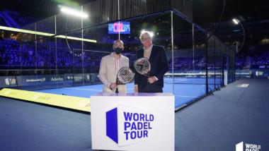 Nox renueva su compromiso con el World Padel Tour hasta 2025