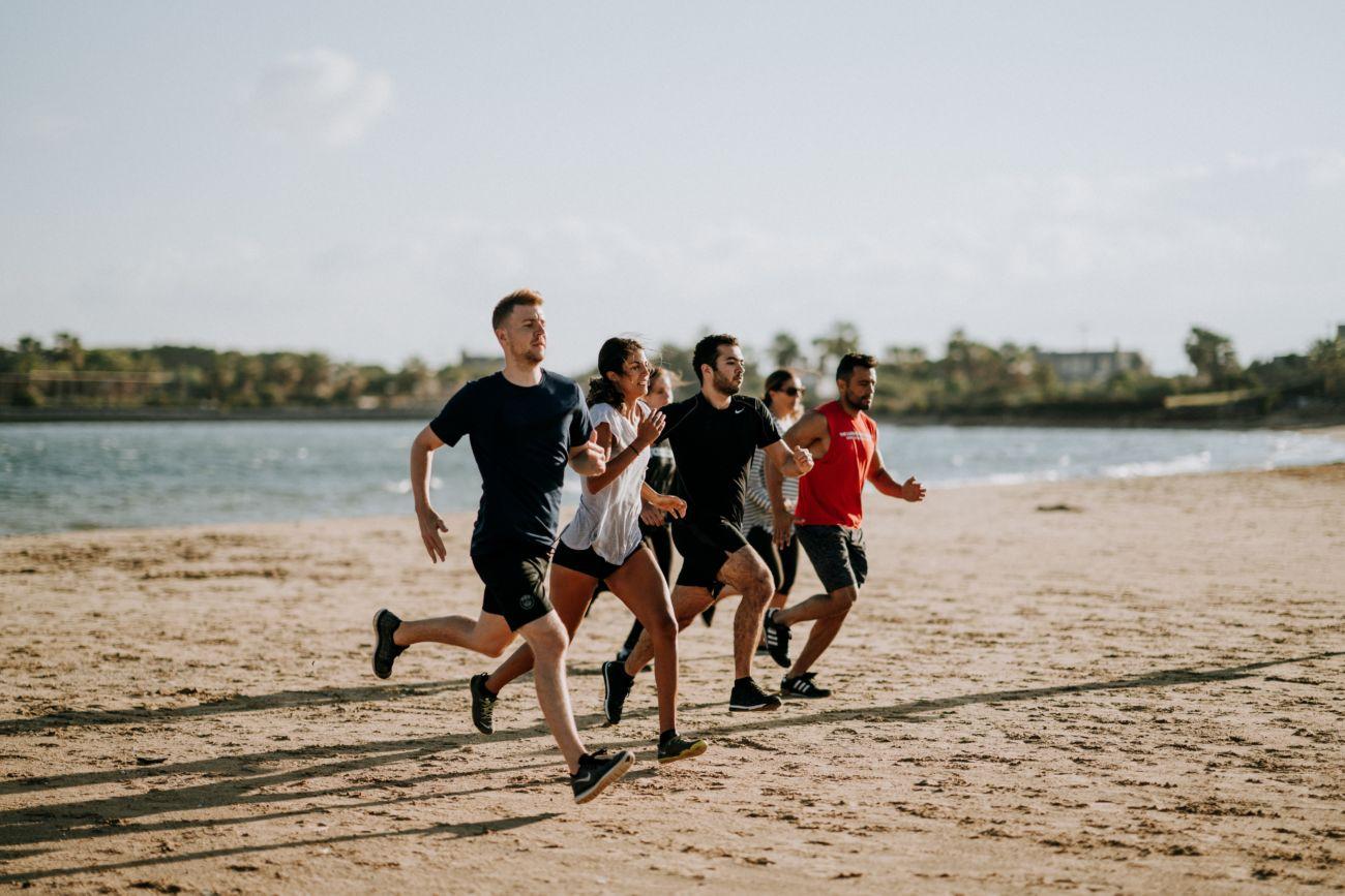perfil de practicante de running