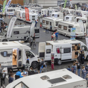 Caravaning recibe en Bilbao a más de 8.700 visitantes