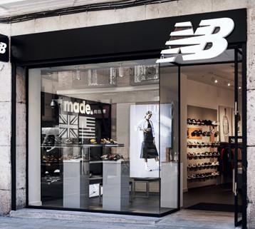 New Balance inaugura un punto de venta en Fuencarral