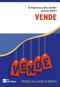 Vende, libro de Pedro Valladolid