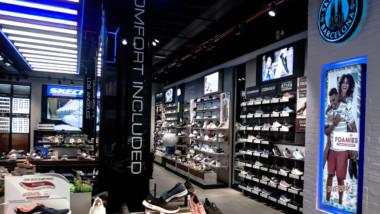 Skechers abre una tienda de 500 metros en Barcelona
