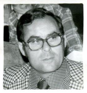 José Paredes, fundador de Calzados Paredes