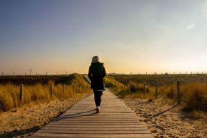 informe sobre la práctica del andar