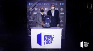 Nox amplía su compromiso con el World Padel Tour