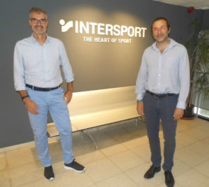 Xavi Alomar y Oriol Tomàs, de Intersport