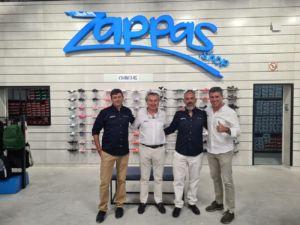 primera tienda Zappas en Córdoba