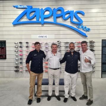 Oteros inaugura en Córdoba la primera tienda Zappas