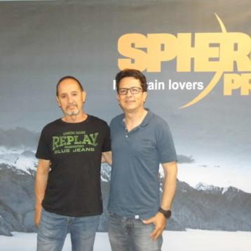 Sphere Pro propulsa su actividad con el despegue del outdoor