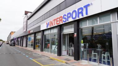 Póquer de aperturas en Intersport